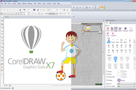 CorelDRAW X7 32bit edition