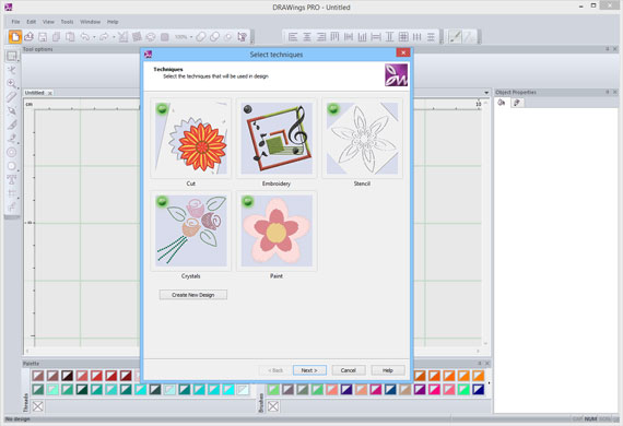 Drawings Embroidery Software Overview Of Drawings 8 Software