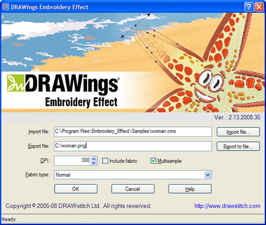 Corel Draw Embroidery Plugin