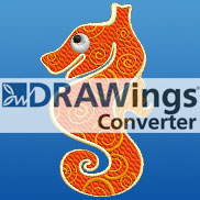 Read more information about DRAWings Converter