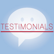 Customers' Testimonials