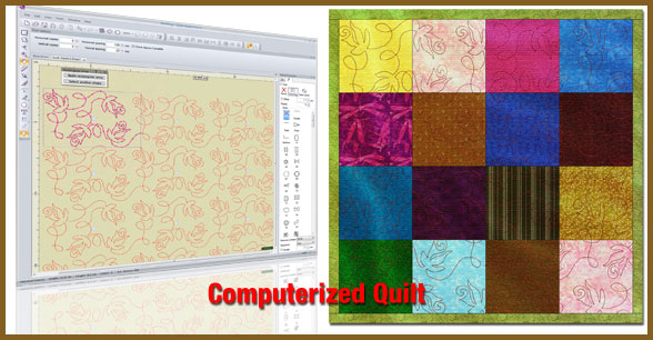 DRAWings embroidery software - Overview of DRAWings 5 softwareQuilt Drawing Program