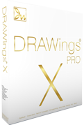 DRAWings PRO X Embroidery Software has been released
