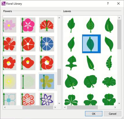 floral design library